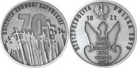 10 Zloty 2010 Polen - Polska - Poland 70th Anniversary of Katyn Crime u... 12,00 EUR  +  10,00 EUR shipping