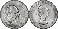5 Shillings 1965 Großbritannien Great Britain U.K. Winston Churchill- C... 2,00 EUR  +  10,00 EUR shipping