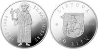 50 Litu 2008 Litauen - Lietuva - Lithuania 50 litas coin dedicated to t... 89,00 EUR