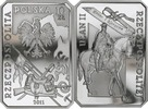 10 Zlotych 2011 Polen - Poland - Polska History of the Polish Cavalry –... 22,00 EUR  +  10,00 EUR shipping