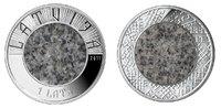 1 Lats 2011 Lettland - Latvija - Latvia Coin of stone Polierte Platte (... 52,00 EUR  +  10,00 EUR shipping