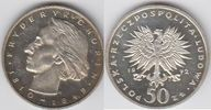 50 Zlotych 1972 Polen - Polska - Poland Frederic Chopin - compositor Po... 12,00 EUR
