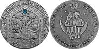 20 Rubel 2006 Belarus Weissrussland 1001 Night Tales with stone BU Oxid... 48,00 EUR