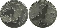 5 Hriwen 2012 Ukraine bat uncirculated prooflike BU Stgl  15,00 EUR  +  10,00 EUR shipping