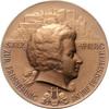 Bronzemedaille, einseitig o.J. Personen Wolfgang Amadeus Mozart 1756-17... 40,00 EUR  +  10,00 EUR shipping