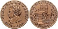 Bronzemedaille 1972 Personen Franz Schubert 1797-1828, a.s. 175. Geburt... 55,00 EUR  +  10,00 EUR shipping