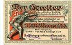 10 Millionen Mark, o.J. Deutschland, Spend...