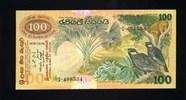 100 Rupees, 1979, Sri Lanka,  I-,  130,00 EUR  +  7,00 EUR shipping