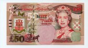 Gibraltar, 50 Pounds, 2006, I,  120,00 EUR