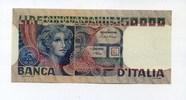 50000 Lire, 1982, Italien,  I-,  135,00 EUR  +  7,00 EUR shipping