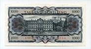 1000 Schilling, 1966, Österreich,  II,  80,00 EUR  +  7,00 EUR shipping
