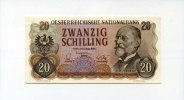 sterreich, 20 Schilling, 