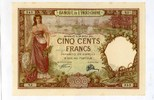 Djibouti, 500 Francs, 1927, I-II,  795,00 EUR incl. VAT., plus 20,00 EUR verzending