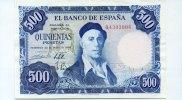 500 Pesetas, 1954, Spanien,  I,  135,00 EUR  +  7,00 EUR shipping