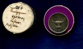 Ag-Medaille, o.J. Württemberg/Stuttgart, Schulpreismedaille der Gymnasi... 120,00 EUR