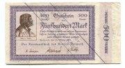 1 Milliarde Mark,  Belgard/Pommern,  III,  85,00 EUR70,00 EUR  +  7,00 EUR shipping