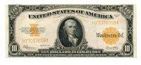 USA, 10 Dollar,