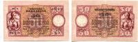 50 Lire, 1944, Deutsche Besatzung.II Weltkrieg-Laibach, Sparkasse der P... 110,00 EUR  +  7,00 EUR shipping