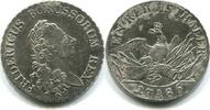 Taler 1786 Brandenburg/Preussen, Friedrich II.der Große 1740-1786, ss g... 155,00 EUR  +  7,00 EUR shipping