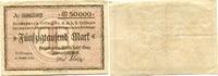 50000 Mark 10.08.1923 Baden/Löffingen, Voschußverein Löffingen G.m.b.H,... 222,00 EUR  +  7,00 EUR shipping