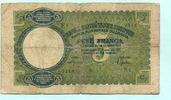5 Franga (1939) Albanien/Albania,  V  9,50 EUR  +  7,00 EUR shipping