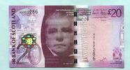 20 Pounds 2007 Schottland,  Unc  55,00 EUR  +  7,00 EUR shipping