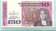 10 Pounds 1991 Irland-Republik,  I  99,99 EUR  +  7,00 EUR shipping