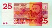 25 Gulden 1971 Niederlande,  I  85,00 EUR  +  7,00 EUR shipping
