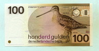 100 Gulden 1977(1981) Niederlande,  I  120,00 EUR  +  7,00 EUR shipping