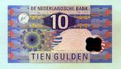 10 Gulden 1997 Niederlande,  II  10,00 EUR  +  7,00 EUR shipping