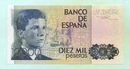 10000 Pesetas 1985(1987) Spanien,  I  195,00 EUR  +  7,00 EUR shipping
