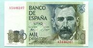 1000 Pesetas 1979(1982) Spanien,  I  25,00 EUR  +  7,00 EUR shipping