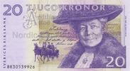 20 Kronor 2008 Schweden,  I  6,00 EUR  +  7,00 EUR shipping