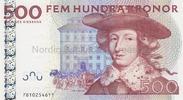 500 Kronor 2007 Schweden,  I  115,00 EUR  +  7,00 EUR shipping
