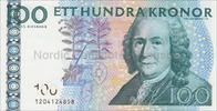 100 Kronur 2001 Schweden,  I  23,00 EUR  +  7,00 EUR shipping