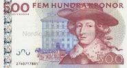 500 Kronor 2002 Schweden,  I  115,00 EUR  +  7,00 EUR shipping
