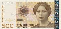 500 Kroner 2005 Norwegen,  I  111,00 EUR  +  7,00 EUR shipping