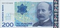 200 Kronor 2004 Norwegen,  I  49,50 EUR  +  7,00 EUR shipping