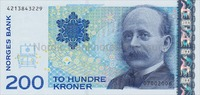 200 Kronor 2006 Norwegen,  I  49,50 EUR  +  7,00 EUR shipping