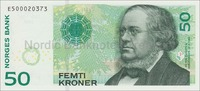 50 Kronor 2008 Norwegen,  I  10,00 EUR  +  7,00 EUR shipping