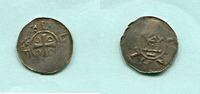 Otto Adelheid Pfennig  Goslar königliche Münzstätte,  ss  85,00 EUR  +  7,00 EUR shipping