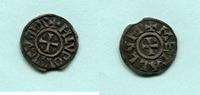 Pfennig (818) Karolinger, Ludwig der Fromme 814-840, ss+  495,00 EUR  +  7,00 EUR shipping