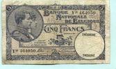 5 Francs 1929 Belgien,  IV  12,00 EUR  +  7,00 EUR shipping