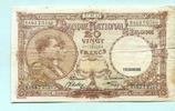20 Francs 1941 Belgien,  III  7,00 EUR  +  7,00 EUR shipping