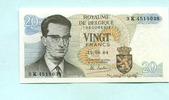 10 Francs 1964 Belgien,  Unc  7,00 EUR  +  7,00 EUR shipping