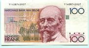 100 Francs (1982-1994) Belgien,  I-II  7,00 EUR  +  7,00 EUR shipping