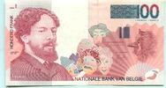 100 Francs (1995-2001) Belgien,  I-II  12,00 EUR  +  7,00 EUR shipping