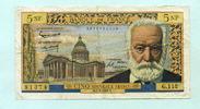 5 Neue Francs 1964 Frankreich,  III-  45,00 EUR  +  7,00 EUR shipping