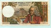 10 Francs 1963 Frankreich,  III-  19,50 EUR  +  7,00 EUR shipping