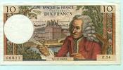 10 Francs 1963 Frankreich,  III  22,00 EUR  +  7,00 EUR shipping